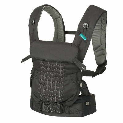 Infantino Upscale Customisable Baby Carrier 4 positions ergonomic 0m+  3.5-18kgs