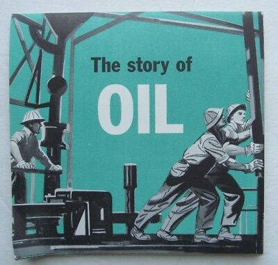 The Story of Oil - American Petroleum Institute Booklet (ca. 1960)
