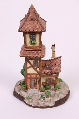 Beauty and the Beast French Village Les Fleurs Figurine