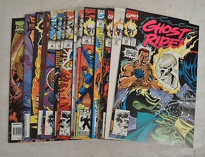 Ghost Rider 18 Lot 20 21 22 23 24 25 26 29 30 31 32 33 34 36 44 46 50 67 FN NM