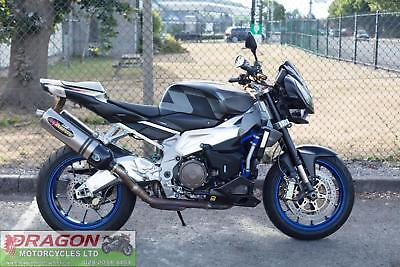 Aprilia RSV1000 Tuono R, Lovely Condition, Lots Of Extras!!!!