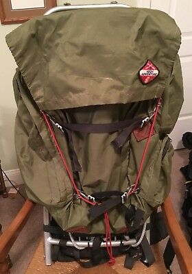 VINTAGE! 1970's OFFICIAL BSA BOY SCOUT External Frame Backpack VGC!