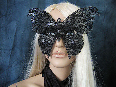 Maske PAPILLON, Sex Appeal, Moulin Rouge, Spitze, Cosplay, Shades of Grey,Gothic