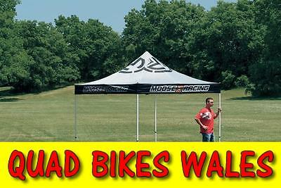 Moose Racing CANOPY EasyUp Popup Shelter 10X10