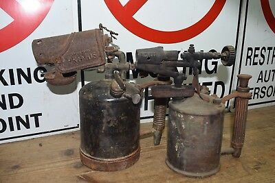 Antique Sievert #251 Primus #617 Blow Toches Old Tools