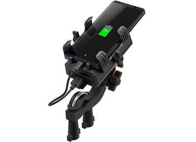 SENA POWERPRO Handlebar Mount with integrated portable battery