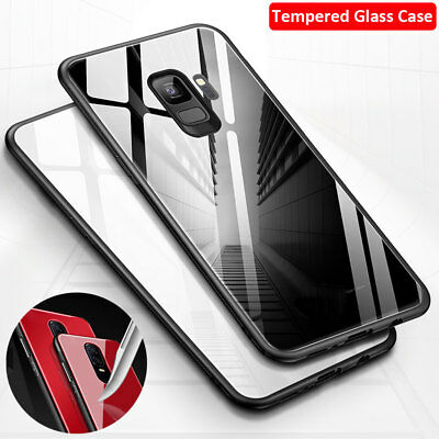 Shockproof Hard Bumper Armor Case for SAMSUNG Galaxy J6 2018/A6 Plus Cover Shell