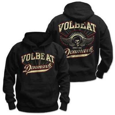 Volbeat - Rise From Denmark, Kapuzenpulli