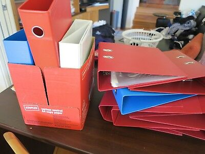 A4 Arch Lever Folders File 2 Ring Binders