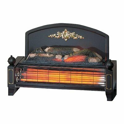 Dimplex Yeominister 2kW Freestanding Electric Radiant Fuel Effect Fire Heater
