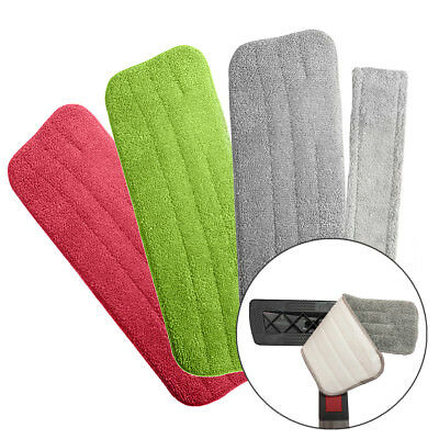 Spray Mop Replacement Pad Head Microfibre Refill Household Wet Dry Cleaning