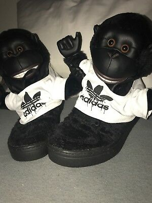 ADIDAS JEREMY SCOTT Gorilla Affe Superstar Nmd Torsion 39   40 ... Kunde zuerst