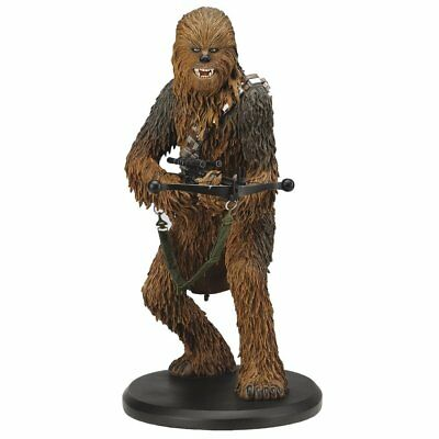 Attakus Star Wars Sw Elite Collection Chewbacca 1:10 Resin Mini Statue Figur Neu