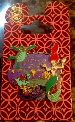 Disney Parks Trading Pin MK Under The Sea Journey Of The Little Mermaid