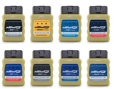 Adblue Obd2 Universale Per Man-Scania-Iveco-Daf-Volvo-Renault-Mercedes