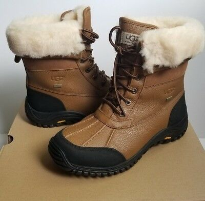 be733f6b UGG Adirondack Boot II Otter Brown 5469 Waterproof Winter Women's Size 10
