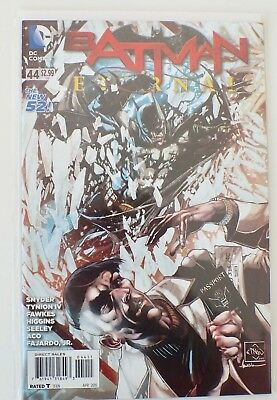 Batman - Eternal (The New 52) - Issue # 44 - DC Comics - 2015 - NM - (626)