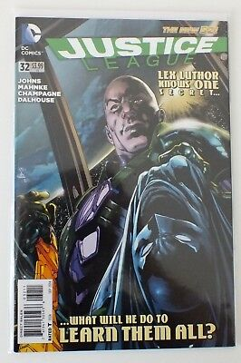 Justice League - Issue # 32 - DC Comics - 2014 - NM - (631)