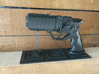 Blade Runner 2049 Blaster Replica LARP Steampunk Haloween Officer K Prop Cosplay