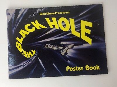 Walt Disney Productions' The Black Hole Poster Book