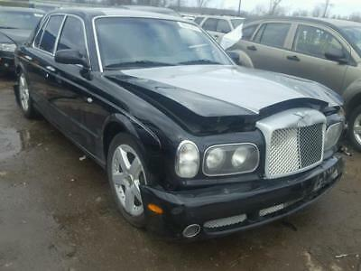 2003 Bentley Arnage  2003 Bentley Arnage T Mulliner Edition Salvage Title Rare Bentley