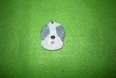 Old English Sheep Dog Necklace
