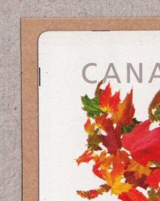 KIOSK 63c stamp with GUIDELINE / ALIGNMENT marks = VERY RARE MNH VF Canada 2013