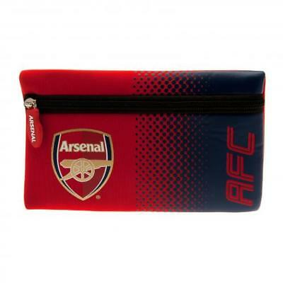 Arsenal FC Official Crested School Pencil Case Present Gift