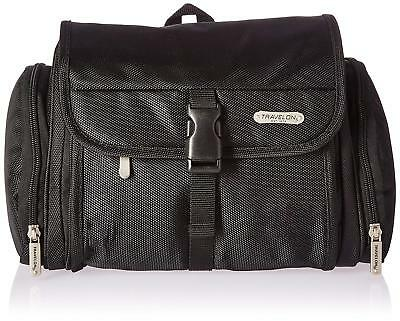 Travelon Hanging Toiletry Kit Black New With Tag