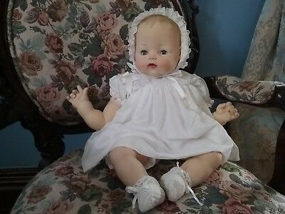 "Madame Alexander Doll Kitten 1961 24 "" Original"