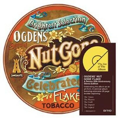 Small Faces - Ogdens' Nut Gone Flake - CD Mediabook - 50th Anniv Stereo Remaster
