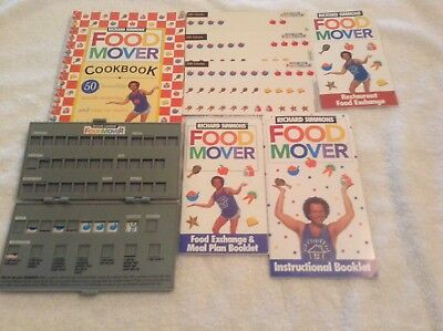 Richard Simmons Foodmover Weight Loss Program Free Shipping 14 50