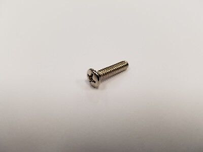 Fender Vintage Stratocaster Pickup/Switch SINGLE Screw 0015776000 (1)