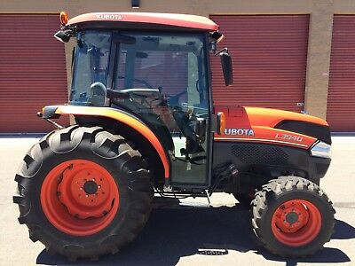 2010 Kubota L3940HSTC Compact Tractor w/ 280 Hrs