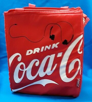Coca Cola Taiwan 2018  Insulated Cooler Polyester Bag