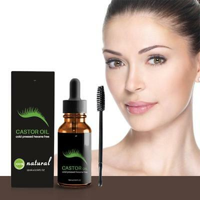 Vitamins  Castor Oil  Eyelash Eyebrow Growth Enhancer Nourishing Oil 10ml