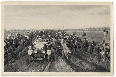 N°3 Battle of Lodz Poland Silesia Russia Soldiers GERMANY WWI 1914/18 IMAGE 30s