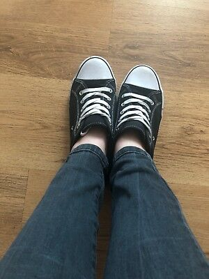 USED WORN Ladies Shoes trainers flats size 6