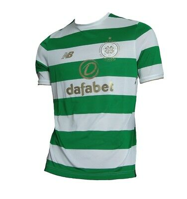Celtic Glasgow FC Trikot Home 2017/18 New Balance