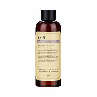 NEW [Klairs] Supple Preparation Facial Toner // 180ml