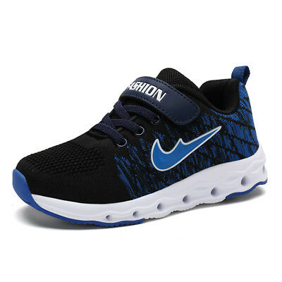 Boys Kids Casual Fashion Sneakers Athletic Walking Running Outdoor Sports Shoes