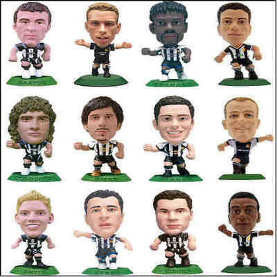 CORINTHIAN Microstar football (Soccer) figure NEWCASTLE UNITED players - Various