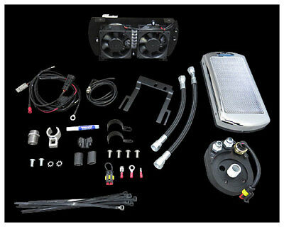ULTRA COOL Dual Fan Oil Cooler System for 2000 Softail HARLEY-DAVIDSON SOFTAIL