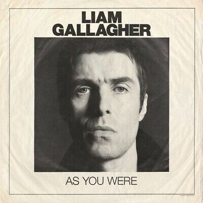 Liam Gallagher - As You Were (Deluxe Edition) CD Warner Mus NEW