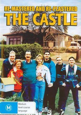 DVD - Castle, The [1997] (Preowned)