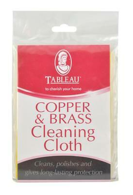 Tableau - Copper/Brass Cleaning Cloth 90725
