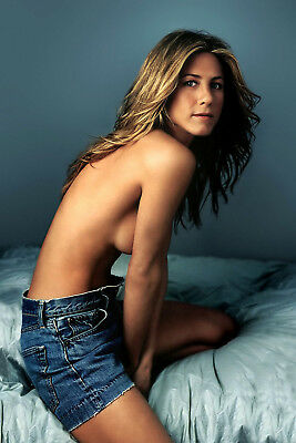 6 Fotos Jennifer Aniston aus Friends Foto ohne Signatur Format 10x15 (307)