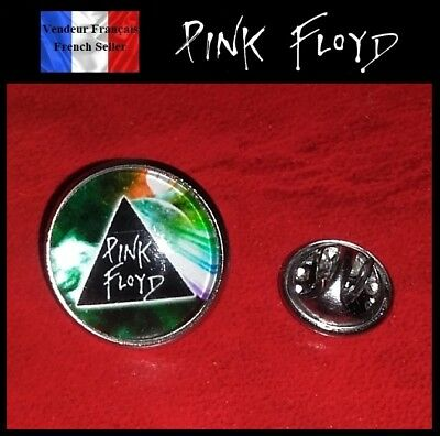 Pins Badge NEUF Métal et Verre ! Pink Floyd The Dark Side of The Moon ( Ref 3 )