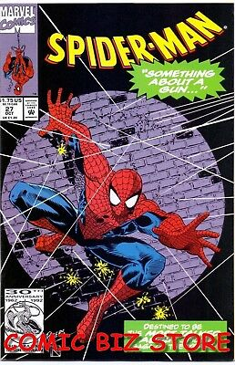 Spider-Man #27 (1992) 1St Printing Bagged & Boarded Marvel