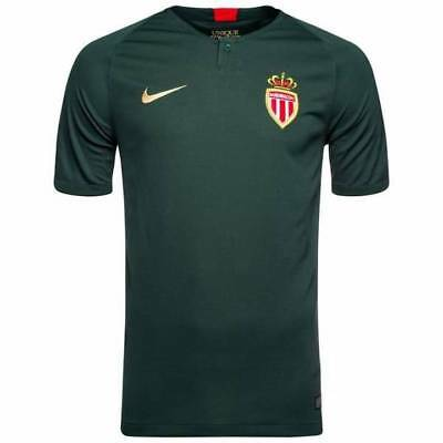 Nike AS Monaco Away Shirt 2018/19 - Mens